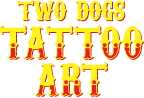 Two Dogs Tattoo Art & Tattoo Laser Removal and Fading. Earlestown, Warrington, Liverpool, Manchester